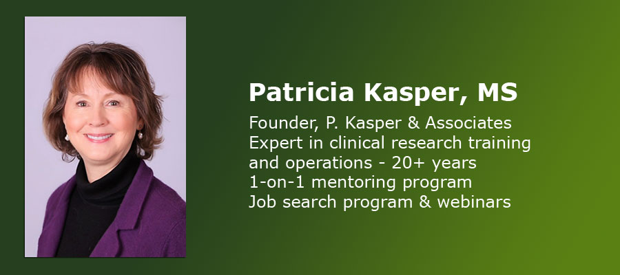 About Patricia Kasper